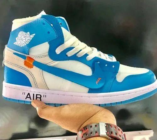 7df36f09a2f400 Nike Air Jordan Off-White Basketball Shoes