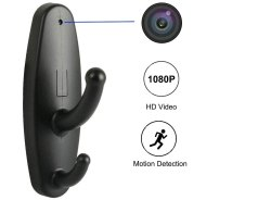 Plastic Day & Night Spy Cloth Hook Camera, Packaging Type: Box