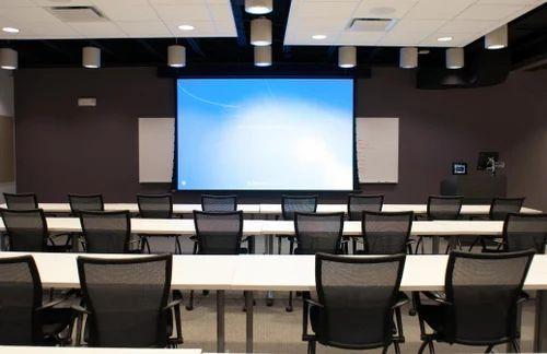 Training Room Audio Visual Solution