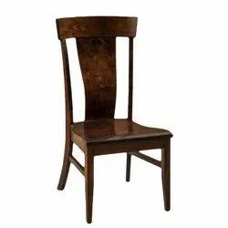 Polished Designer Wooden Chair