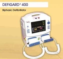 Schiller-Defigard 400 Biphasic Defibrillator