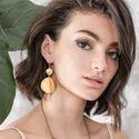 Fashion Women Geometric Hook Earrings