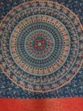 Indian Mandala Tapestry Bohemian Wall Hanging Ombre Bedding