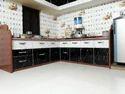 PVC Designer Modular Kitchen