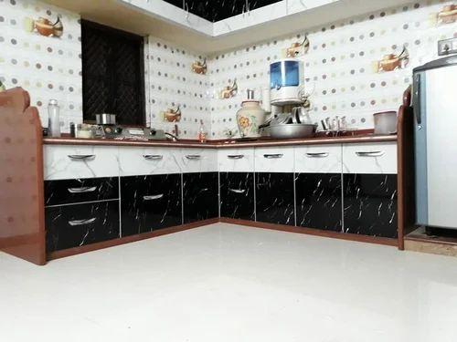 PVC FURNITURE - PVC Designer Modular Kitchen Manufacturer ...