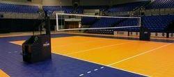 Indoor Volleyball Court Flooring Services