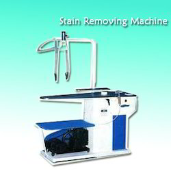 Commercial Stain Removing Machines