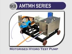 Medium Pressure Hydro Testing Pump