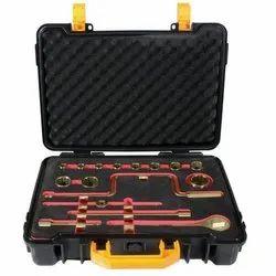 Spark Resistant Socket Set 3/4 Sq Dr 14-Pce