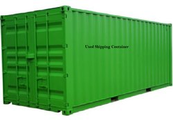 Sea Cargo Containers