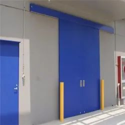 Stainless Steel Sliding Doors