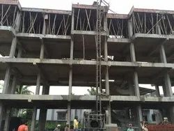 Commercial Projects Concrete Frame Structures Building Construction Contractor, 9 Years, In Satara,Pune