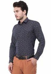 Cotton Floral Print shirt