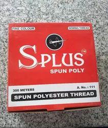 S Plus.300 Mtr Spun Polyester Thread