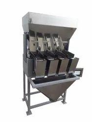 Pneumatic Collar Type Packaging Machine
