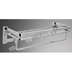 SS Fordable Towel Rack