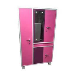 Storage Metal Wardrobe