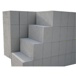 Cellular Lightweight Concrete Brick