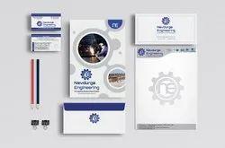 E- Copy & Print Files Corporate Brand Identity Designing Service