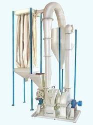 Pharma Automatic M.S.Three Phase Impact Pulverizer, Machine Capacity: 10 to 250 Kgs./ Hour