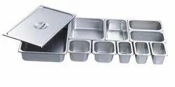 Steel Gastronorm Pan