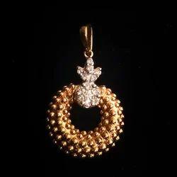 Jewels Box Party Wear Diamond Pendent