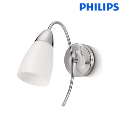 Philips 12W LED Single Chrome Spot Light