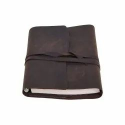 Rustic Refillable Leather Journals