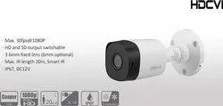 2 MP Day & Night Dahua Bullet Security Camera, Camera Range: 10 To 20 M