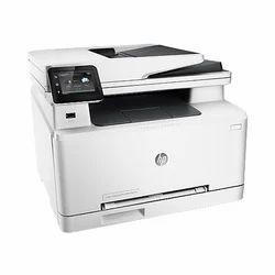 18 PPM Color Laser Jet Pro MFP M277N Printer