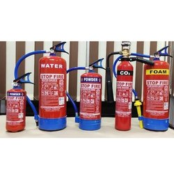 1 To 2 Days Fire Extinguishers AMC Services, Location: Pan India