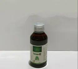 Terbutaline Sulphate Bromhexine Hydrochloride Guaiphenesin Menthol