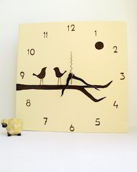 Acrylic Wall Clocks
