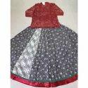 Rajasthani Pattern Long Skirt Top Set