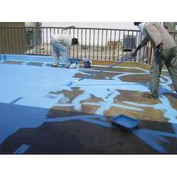 Floor Chemical Waterproofing Service