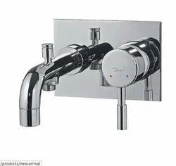 Single Lever High Flow Bath & Shower Mixer SOL-CHR-6137
