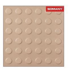 Somany Tectile Star Beige Floor Tile, Size: 300 x 300 mm