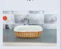 Koalar Tan Ceramic Wash Basin For Hotel