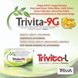 Ginger Extract Guggul Ginseng Grap Seed Extract  Ginko Biloba Garlic Extract