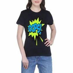 Ladies Stylish T- Shirt