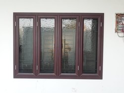 Designer GI Steel Windows