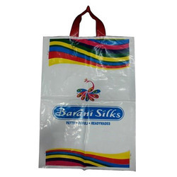 Printed Polythene Carry Bags