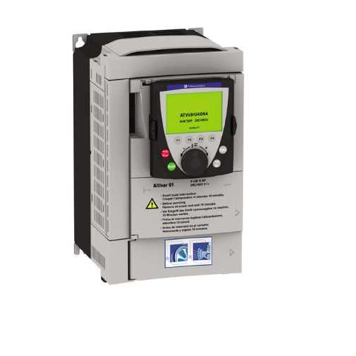 Variable Speed Drives and Soft Starters - Low Voltage AC