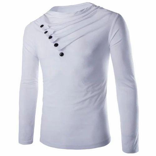 f4f6f863abcb Men's Cotton Stylish T Shirt, Rs 300 /piece, AB Collection | ID ...
