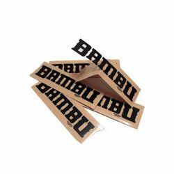 Polypropylene Stickers
