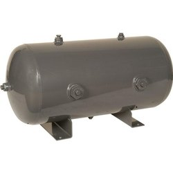 Horizontal Compressed Air Receiver Tank