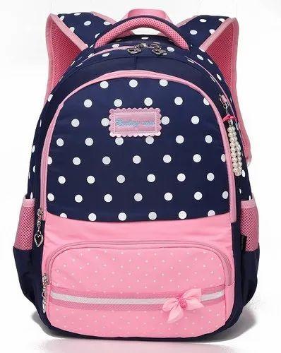 e42df0063e72 Reelay Mee Printed School Backpack