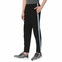 Mens Track Pants With Zipper Pockets