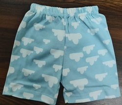 Multicolor Baby Cotton Shorts Half Pants