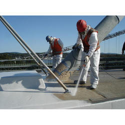 Blind Salt Mineral Waterproofing Service